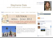 Stephanie Dale - Author * Speechwriter * Journeywoman