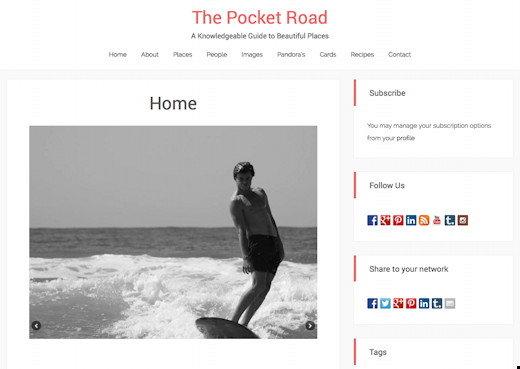 thepocketroad.com