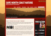 SAVE NORTH COAST NATURE » Keep it protected or lose it forever