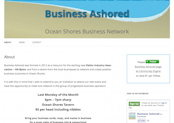 Business Ashored - Ocean Shores Business Network