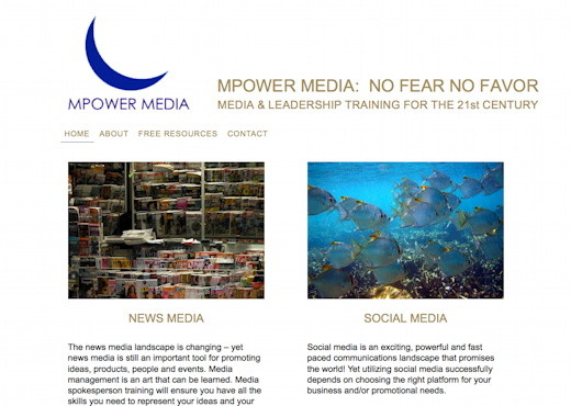 MPower Media Training