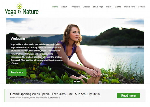 Jackie Wallins - Yoga by Nature Australia