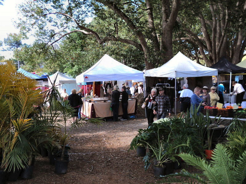 Bangalow Art & Craft Market