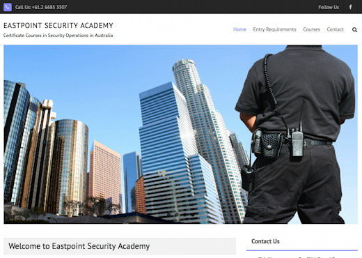 Eastpoint Security Academy - Eastpoint Security Academy