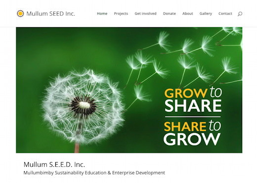 Mullum SEED - Mullumbimby Sustainability Education & Enterprise Development