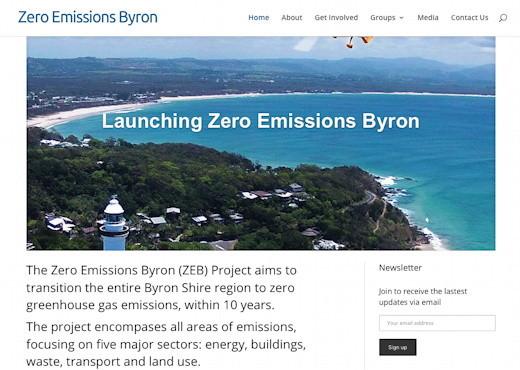 Zero Emissions Byron