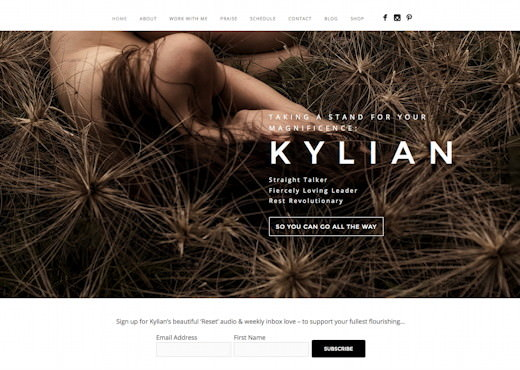 Kylian – Rest Revolutionary!