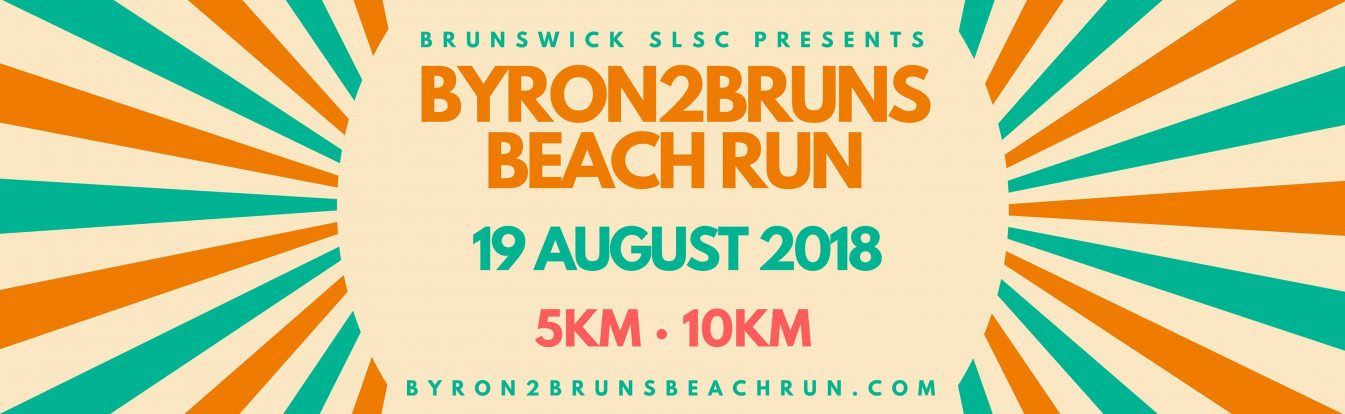 Byron2Bruns Beach Run 2018